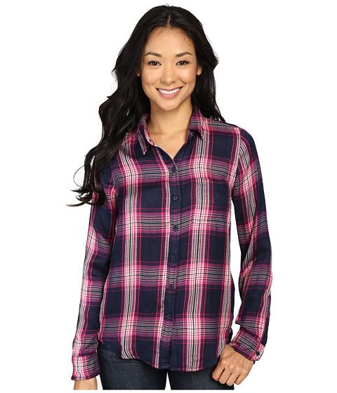 Imbracaminte Femei Lucky Brand Duo Fold Plaid Shirt Pink Multi