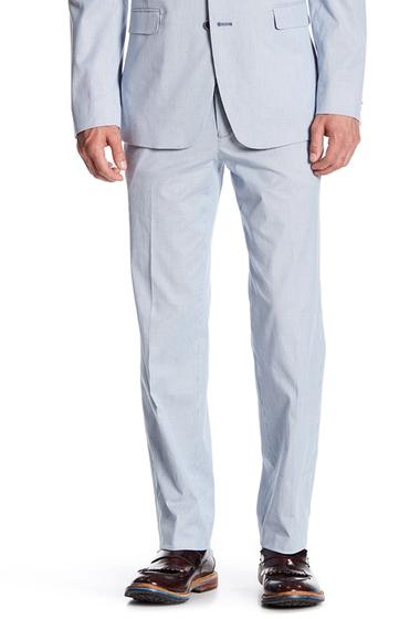 Imbracaminte Barbati Tommy Hilfiger Warren Pinstripe Pant - 30-34 Inseam BLUE