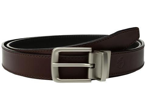 Accesorii Barbati Timberland Classic Leather Reversible Belt BrownBlack