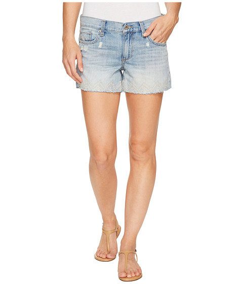 Imbracaminte Femei Lucky Brand The Cut Off Shorts in Pacific Blue Pacific Blue
