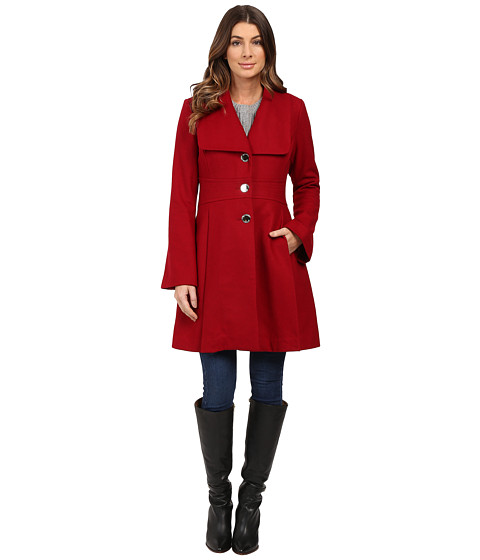 Imbracaminte Femei Jessica Simpson Melton Bell Sleeve with Waist Detail Red