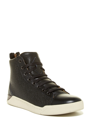 Incaltaminte Barbati Diesel Tempus Diamond Mid Sneaker BLACK