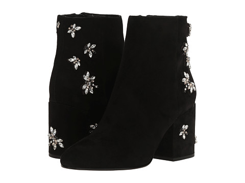 Incaltaminte Femei Sam Edelman Taye 2 Black Kid Suede Leather