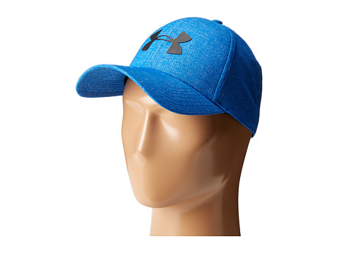 Accesorii Barbati Under Armour UA Cool Switch Airvent Train Cap Blue Marker HeatherBlack