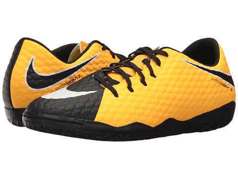 Incaltaminte Barbati Nike Hypervenom Phelon III IC Laser OrangeWhiteBlackVolt
