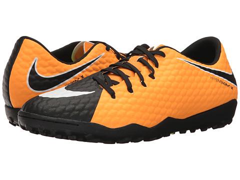 Incaltaminte Barbati Nike Hypervenom Phelon III TF Laser OrangeWhiteBlackVolt