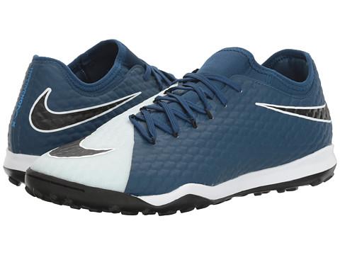 Incaltaminte Barbati Nike HypervenomX Finale II TF Photo BlueBlackChlorine Blue