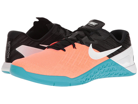 Incaltaminte Barbati Nike Metcon 3 Hyper OrangeWhiteBlackChlorine Blue