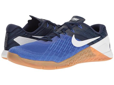 Incaltaminte Barbati Nike Metcon 3 Paramount BlueWhiteBinary BlueGum Medium Brown