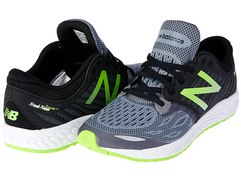 Incaltaminte Baieti New Balance Fresh Foam Zante v3 (Big Kid) BlackGreen