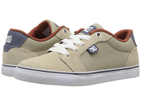 Incaltaminte Baieti DC Anvil (Little KidBig Kid) Tan