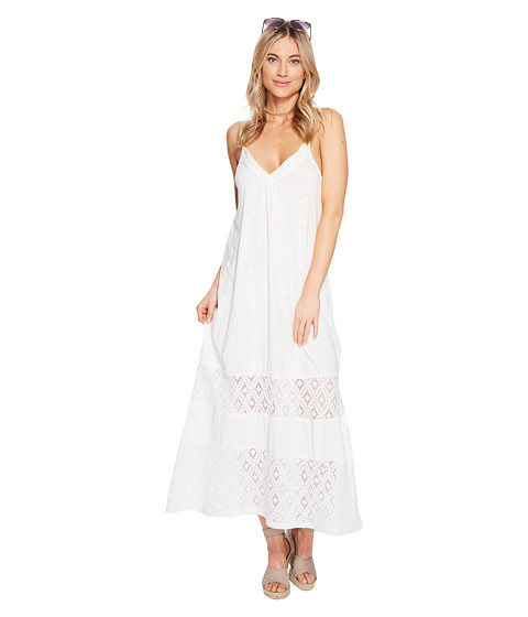 Imbracaminte Femei Roxy Ur Mine Maxi Dress Marshmallow