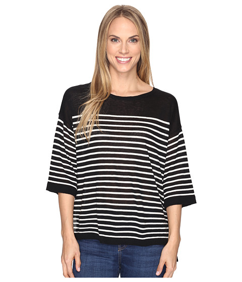 Imbracaminte Femei NYDJ Serra Sweater BlackNatural