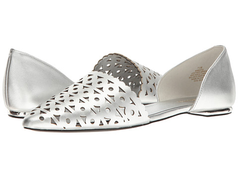 Incaltaminte Femei Nine West Soto Silver Metallic