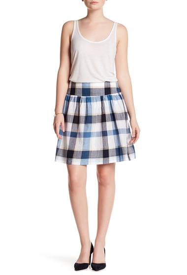 Imbracaminte Femei Joe Fresh Plaid Mini Skirt JF MIDNIGHT BLUE