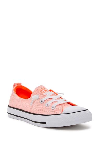Incaltaminte Femei Converse Chuck Taylor All Star Shoreline Slip Sneakers Women WHITE-HYPER ORA