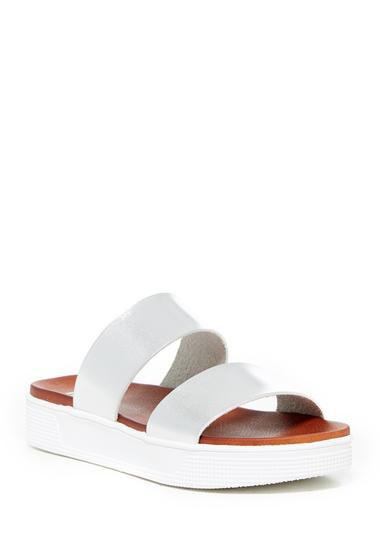 Incaltaminte Femei MIA Saige Platform Sandal SILVER