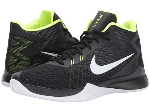 Incaltaminte Barbati Nike Zoom Evidence BlackWhiteVolt