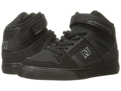 Incaltaminte Baieti DC Spartan High EV (Little KidBig Kid) BlackBlackBlack