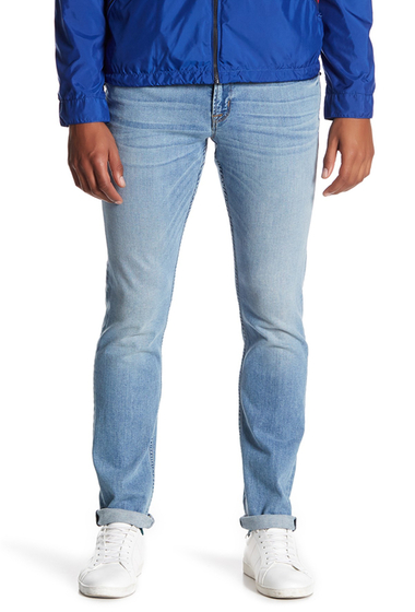 Imbracaminte Barbati HUDSON Jeans Blake Slim Straight Leg Jeans STOKED