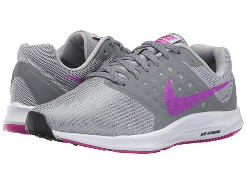 Incaltaminte Femei Nike Downshifter 7 Cool GreyHyper VioletWolf GreyBlack