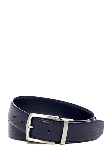 Accesorii Barbati Cole Haan Reversible Leather Belt NAVY