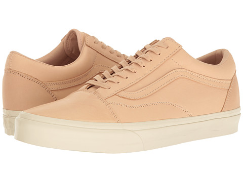 Incaltaminte Barbati Vans Old Skool DX (Veggie Tan Leather) Tan