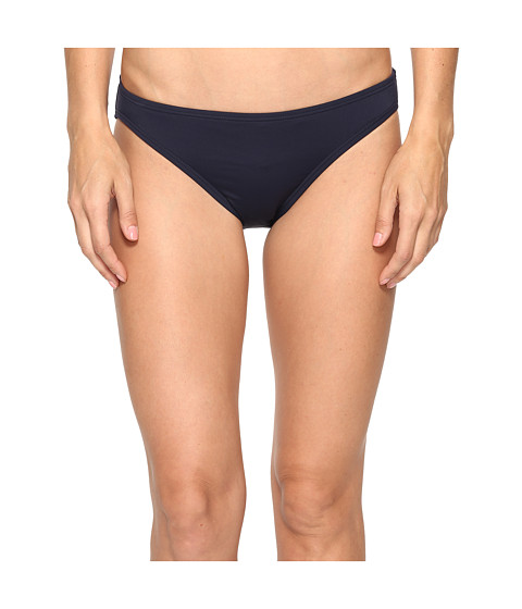 Imbracaminte Femei MICHAEL Michael Kors Villa Del Mar Classic Bikini Bottom New Navy