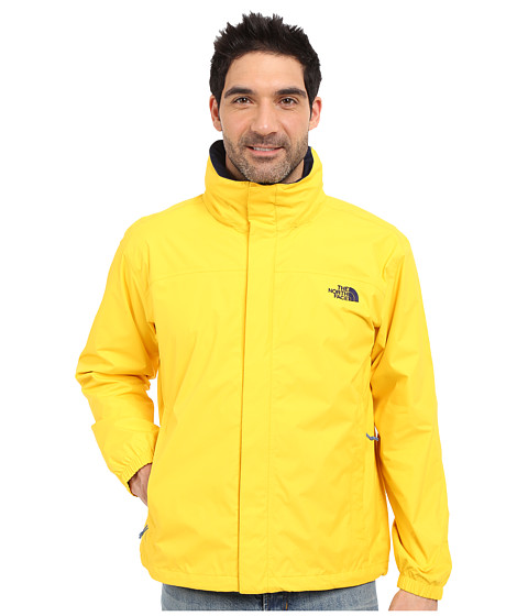 Imbracaminte Barbati The North Face Resolve Jacket Freesia Yellow