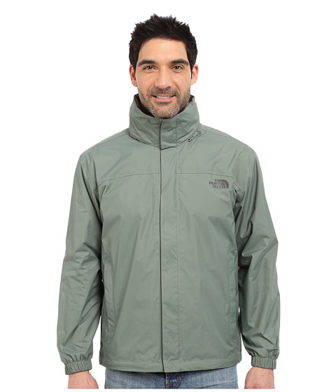 Imbracaminte Barbati The North Face Resolve Jacket Laurel Wreath GreenSpruce Green