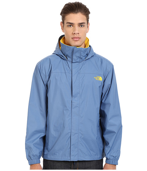 Imbracaminte Barbati The North Face Resolve Jacket Moonlight BlueFreesia Yellow