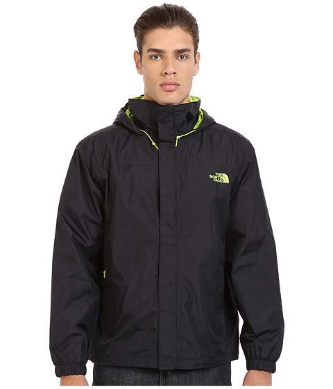 Imbracaminte Barbati The North Face Resolve Jacket TNF BlackMacaw Green