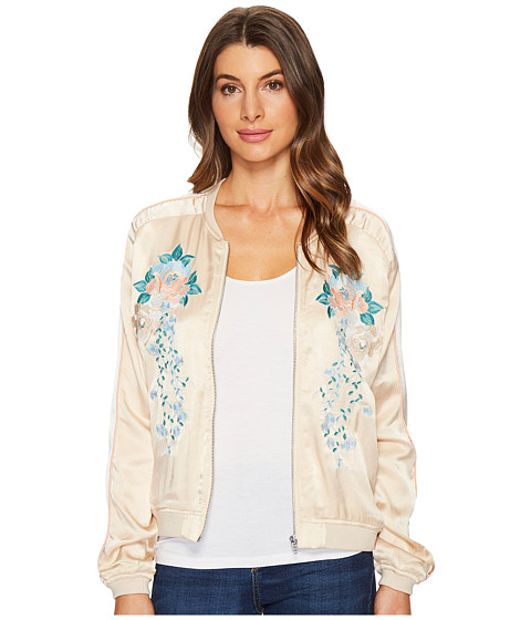 Imbracaminte Femei Blank NYC Embroidered Jacket in Pink Lady Pink Lady