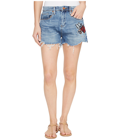 Imbracaminte Femei Blank NYC Denim Cut Off Shorts with Embroidered Detail in Inside Joker Inside Joker