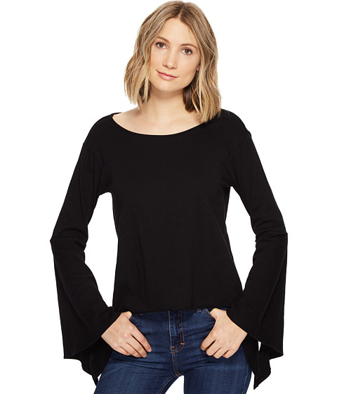 Imbracaminte Femei Blank NYC Belle Sleeve Shirt in Shadow Shadow