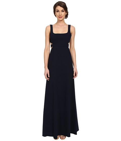 Imbracaminte Femei Jill Jill Stuart Sleeveless Cut Out Elastane Gown Navy
