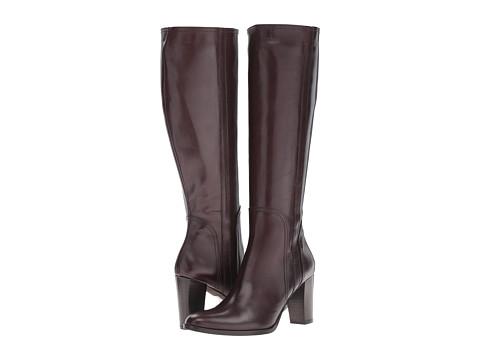 Incaltaminte Femei Massimo Matteo Side Zip Heel Boot 16 Brown Suede