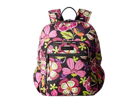 Genti Femei Vera Bradley Lighten Up Campus Backpack Pirouette Pink
