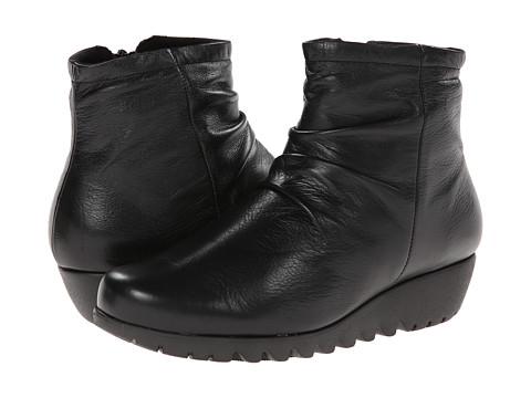 Incaltaminte Femei Munro American Riley Black Leather