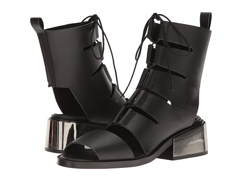 Incaltaminte Femei Shellys London Crozet Sandal Black Leather