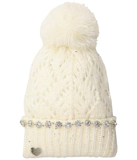 Accesorii Femei Betsey Johnson On the Rocks Cuff Hat Ivory 1