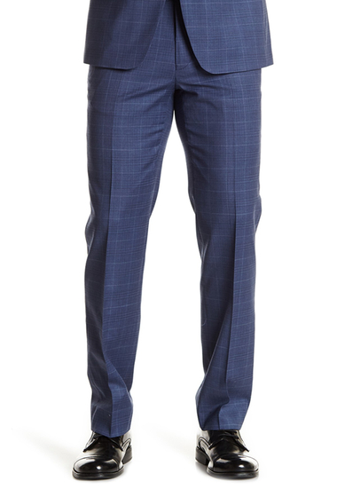 Imbracaminte Barbati Tommy Hilfiger Tyler Suit Pant - 30-34 Inseam BLUE