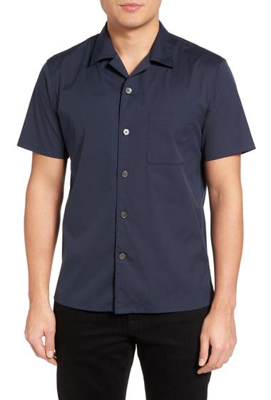 Imbracaminte Barbati Theory Havana Slim Fit Sport Shirt ECLIPSE