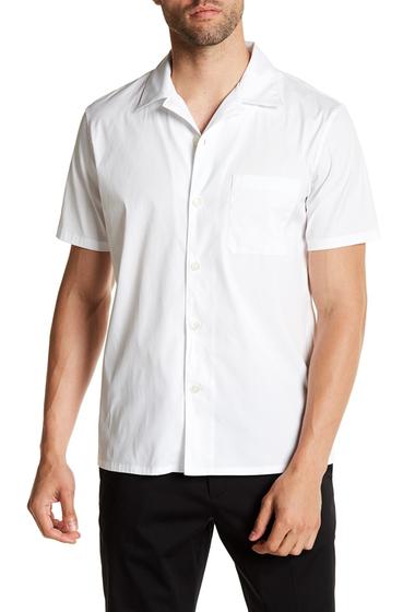 Imbracaminte Barbati Theory Havana Slim Fit Sport Shirt WHT