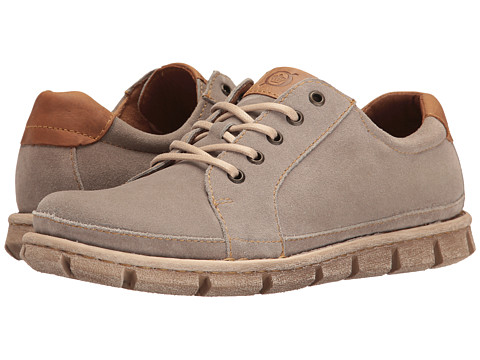 Incaltaminte Barbati Born Salem Light Grey Suede