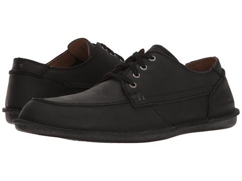 Incaltaminte Barbati Hush Puppies Arvid Roll Flex Black Leather