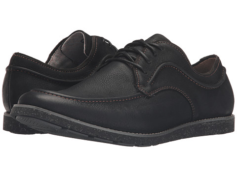 Incaltaminte Barbati Hush Puppies Hade Jester Black Leather