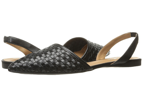 Incaltaminte Femei French Sole Volume Black Leather