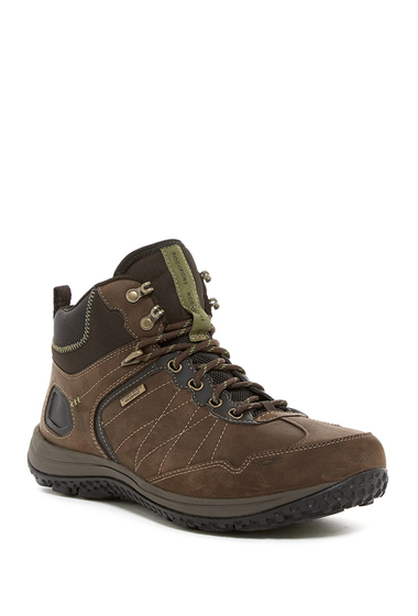 Incaltaminte Barbati Rockport Trail Mid Waterproof Boot - Wide Width Available DARK BROWN
