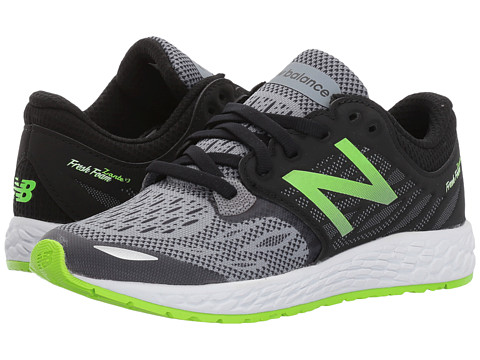 Incaltaminte Baieti New Balance Fresh Foam Zante v3 (Little Kid) BlackGreen